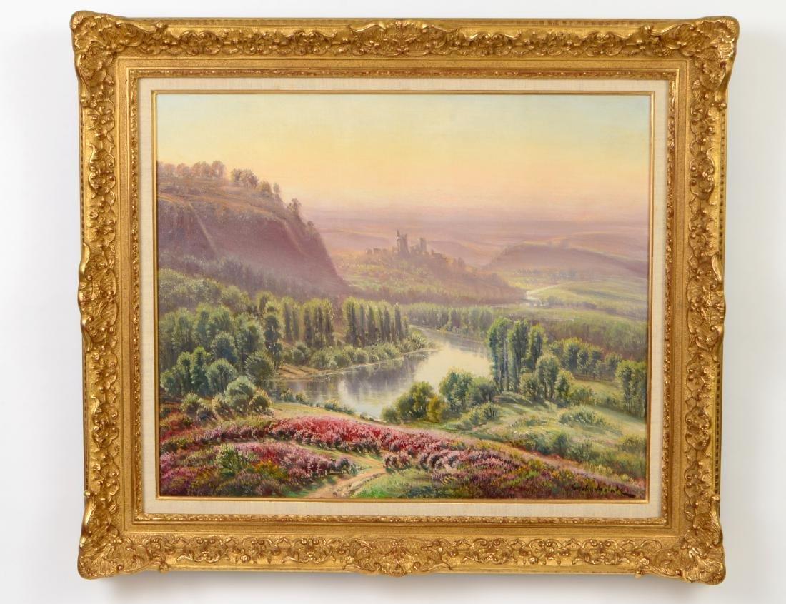 GASTON ANGLADE (French. 1854-1919)