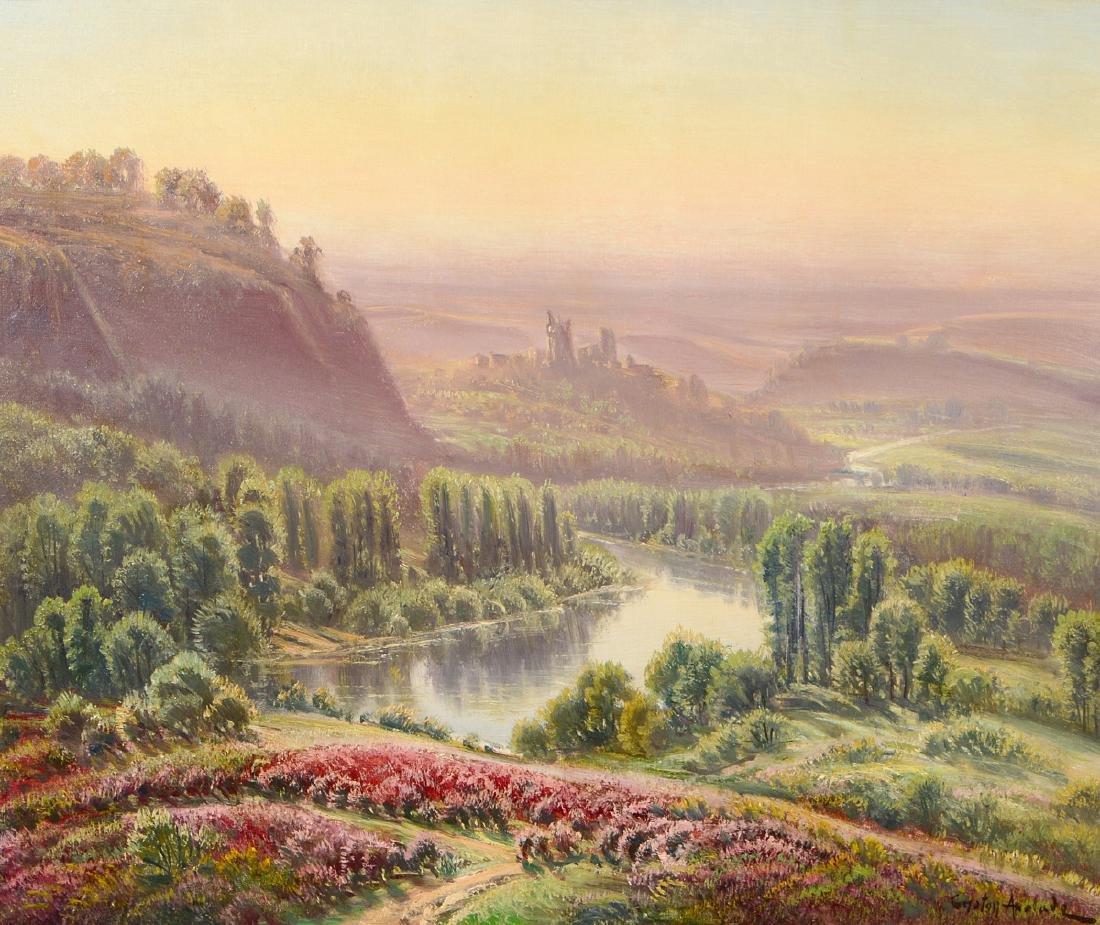 GASTON ANGLADE (French. 1854-1919) - 2