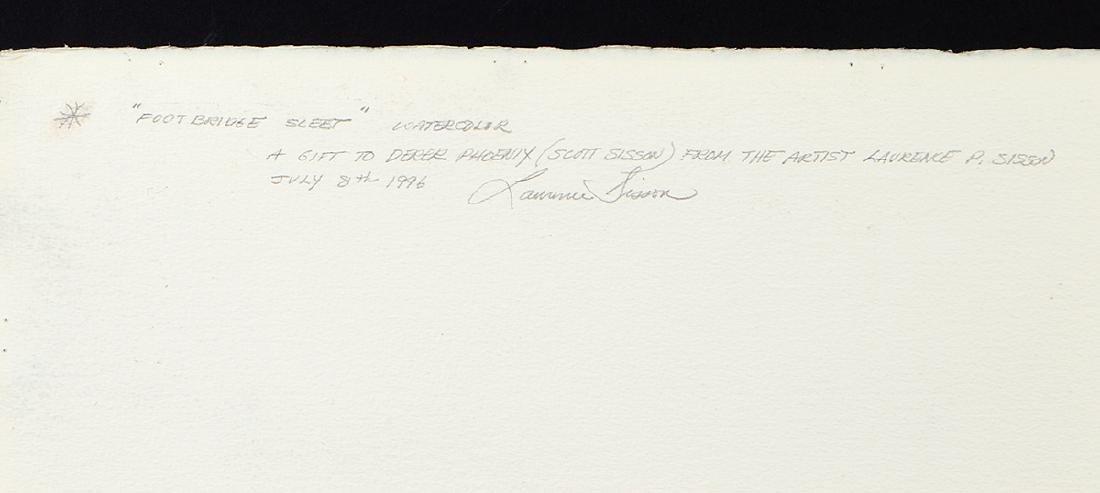 LAURENCE PHILIP SISSON (American. 1928-2015) - 7