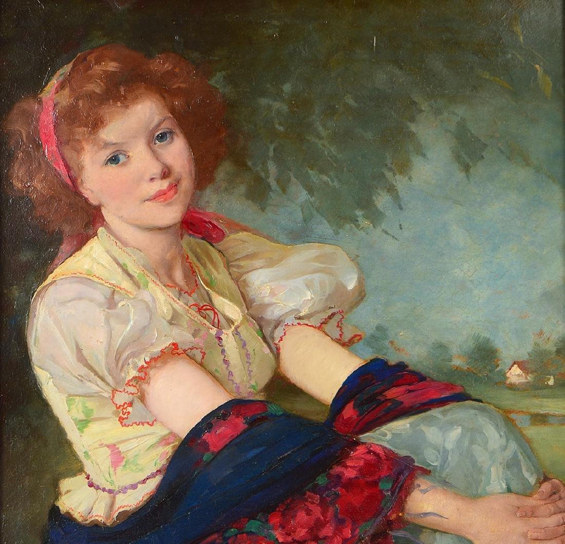 MARIA SZANTHO (Hungarian. 1897-1998) - 2