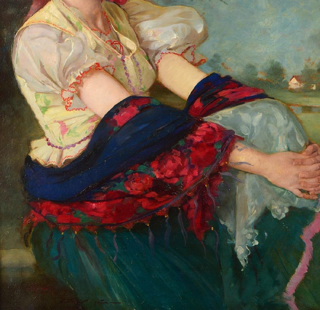 MARIA SZANTHO (Hungarian. 1897-1998) - 3