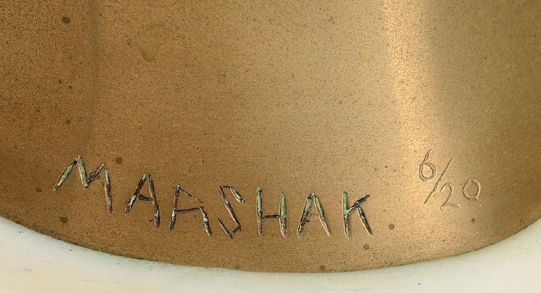 ARTHUR MARSHAK (American. B. 1927) - 6
