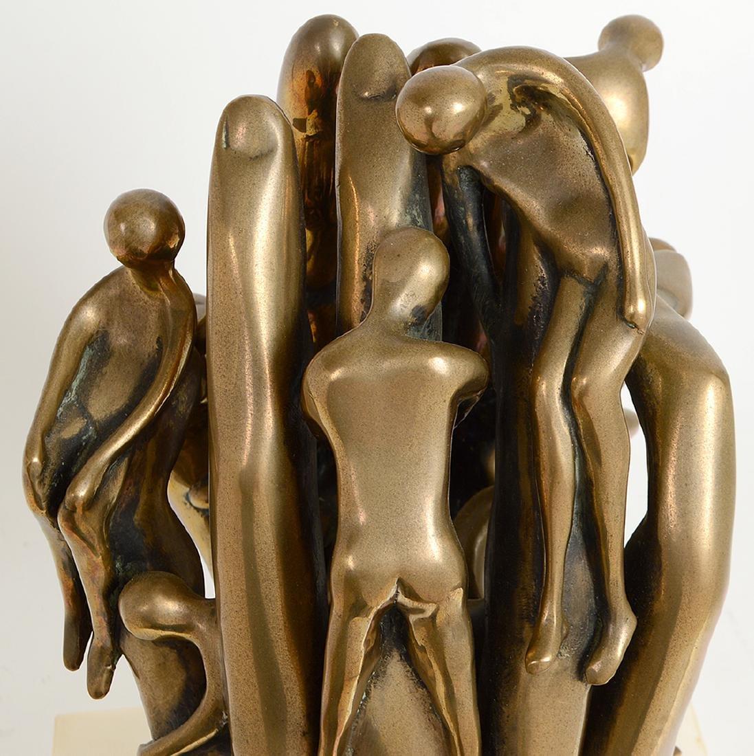 ARTHUR MARSHAK (American. B. 1927) - 7