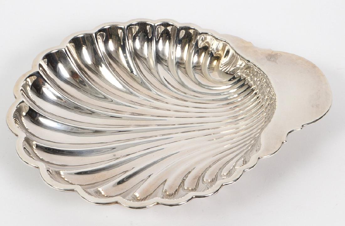 CONTINENTAL SILVER SHELL-FORM DISH - 2