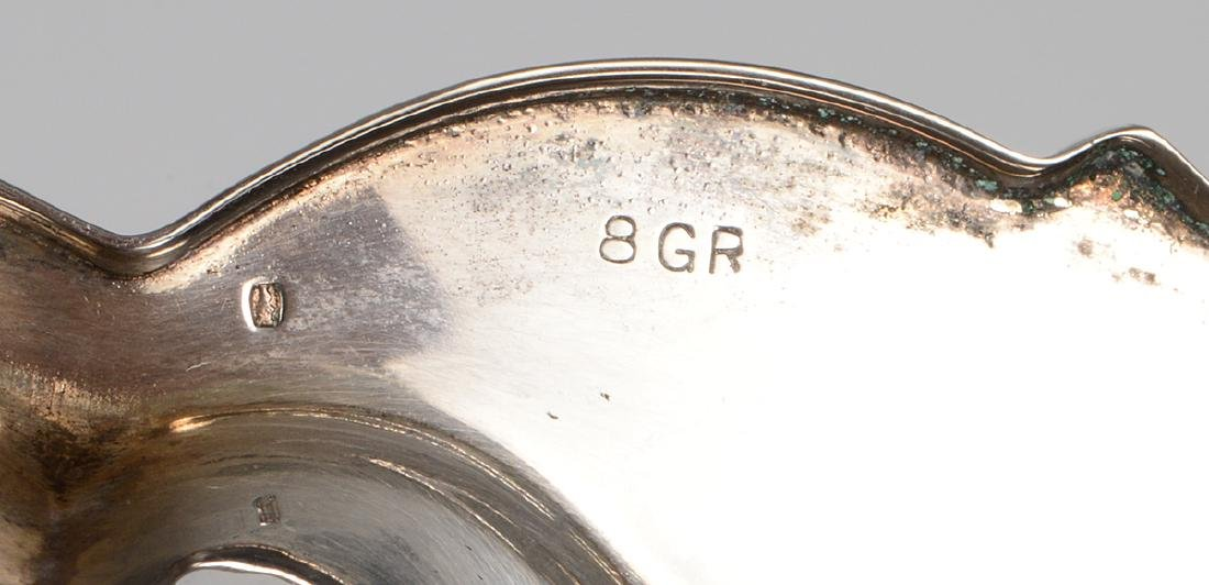 CONTINENTAL SILVER SHELL-FORM DISH - 3