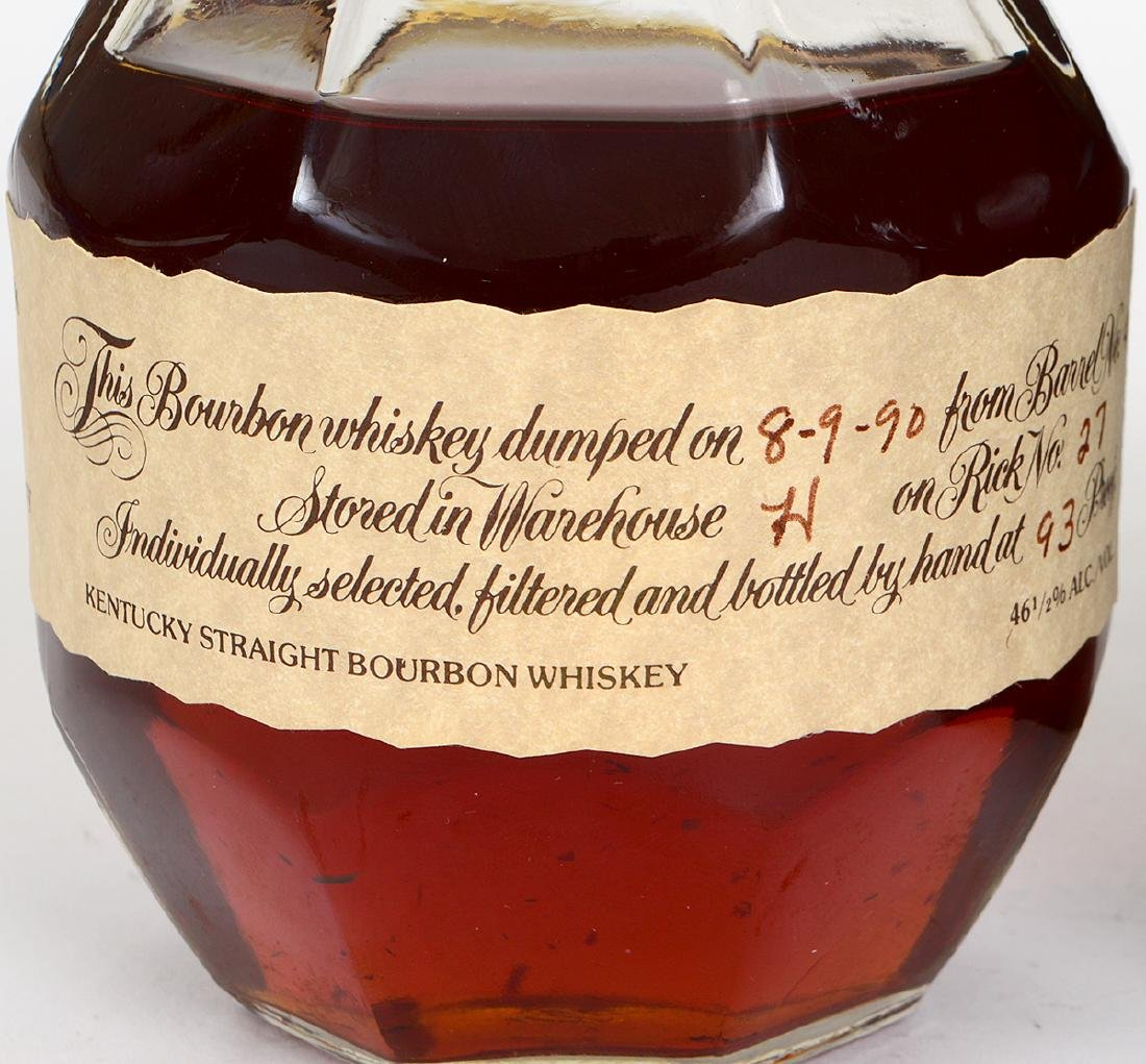 BLANTON KENTUCKY BOURBON & CHIVAS ROYAL SALUTE SCOTCH - 2