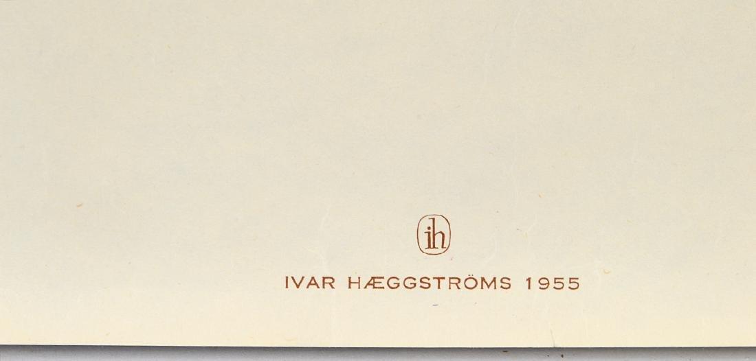 WESTERDAL (1916-2006) SKANSEN - 3