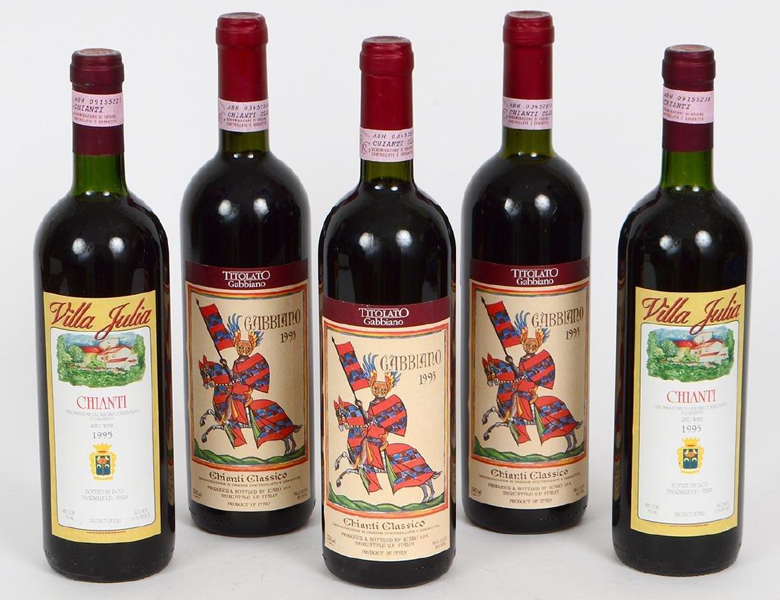 SIXTEEN VARIED BOTTLES OF RED WINE - 2