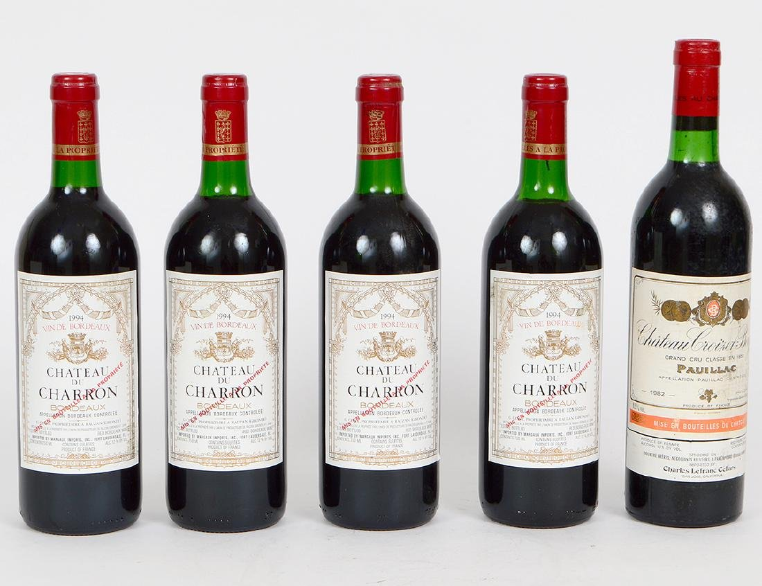 SIXTEEN VARIED BOTTLES OF RED WINE - 7