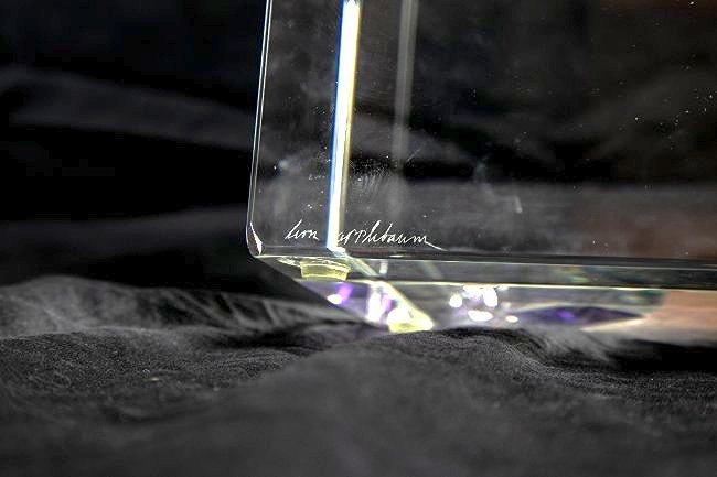 LEON APPLEBAUM (American. b. 1945) STUDIO GLASS - 6