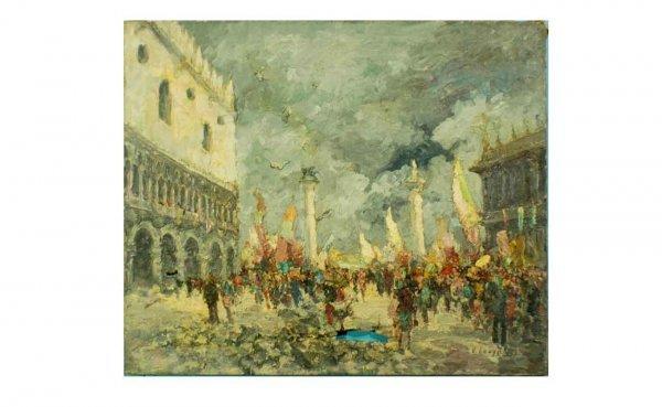 "1236: Vladamir (Volodia) Lazarev, Russian, b. 1904, ""St"