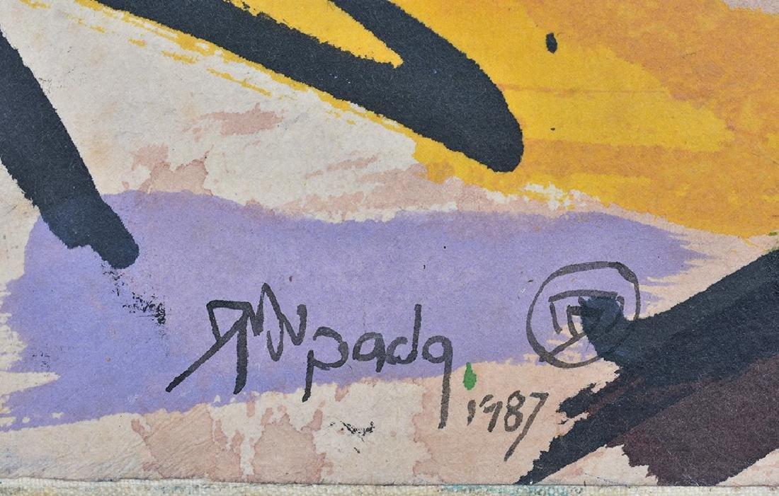 ISBEN ESPADA (American. b. 1952) - 5
