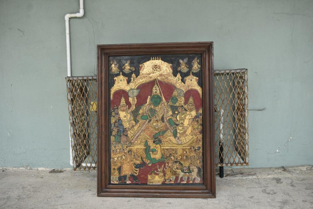 SOUTH INDIA, TANJORE SCHOOL, (18th Century) - 2