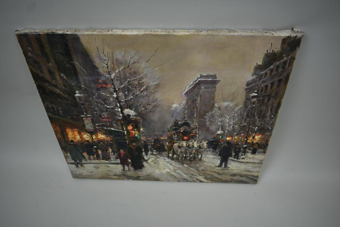 ATTRIBUTED TO EDOUARD CORTES (French. 1882-1969) - 6