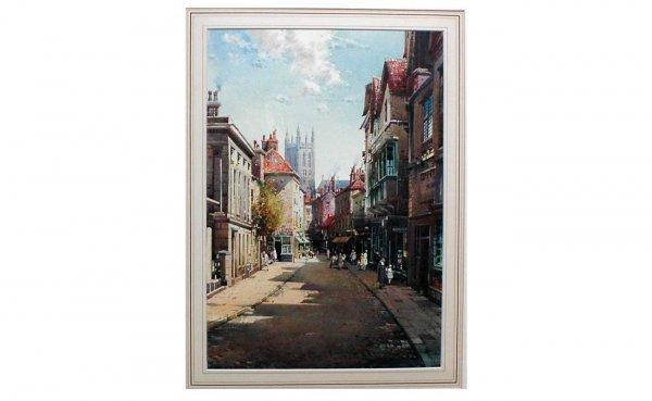 180: Noel Harry Leaver, A.R A. C., British  (1889-1951)