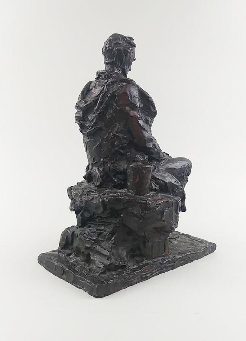 RARE JAMES EARLE FRASER ABRAHAM LINCOLN SCULPTURE - 5