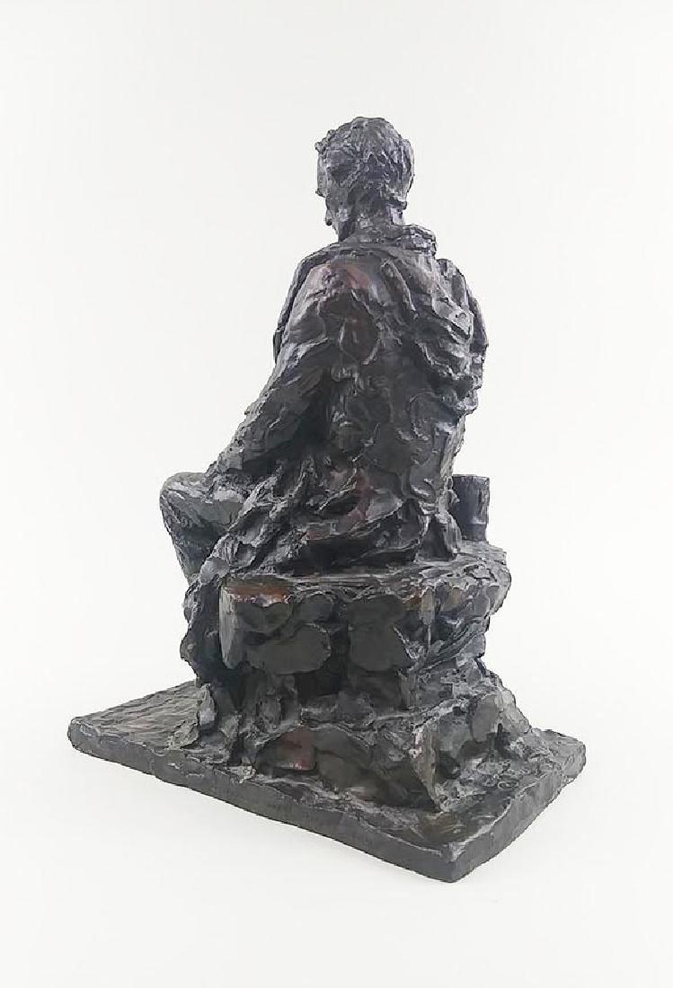 RARE JAMES EARLE FRASER ABRAHAM LINCOLN SCULPTURE - 6