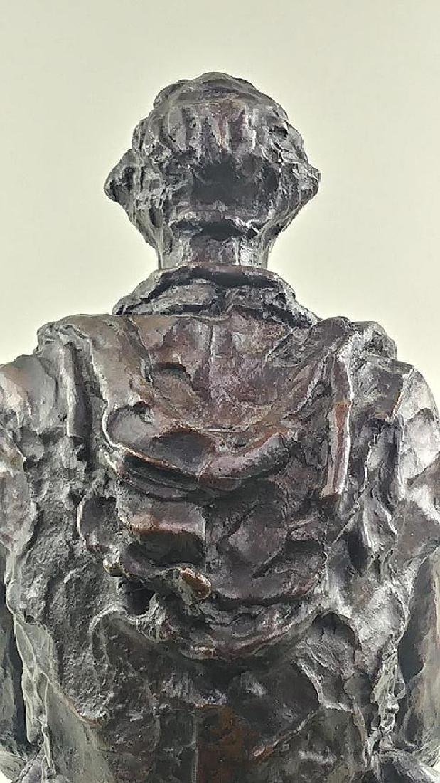 RARE JAMES EARLE FRASER ABRAHAM LINCOLN SCULPTURE - 8