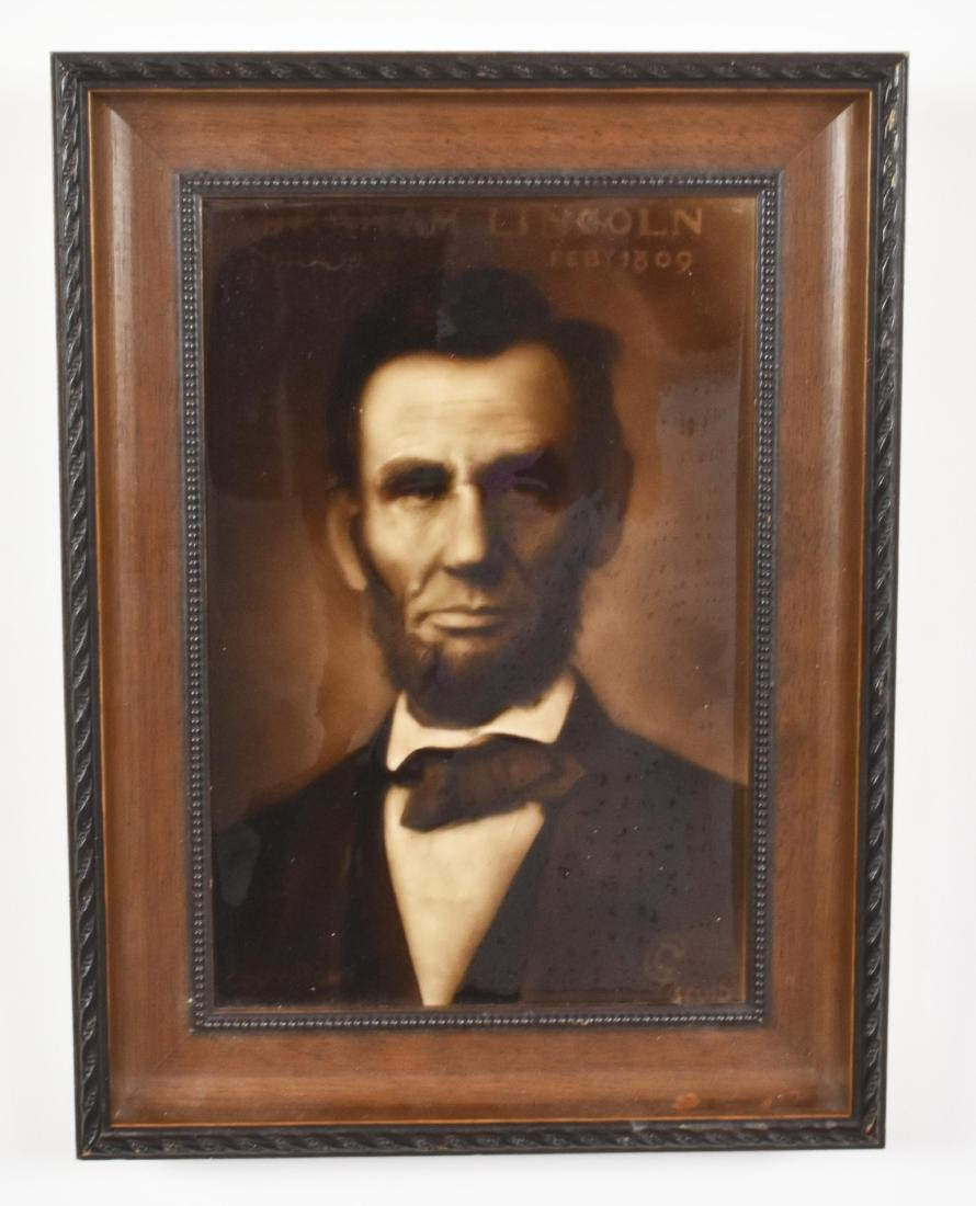 SHERWIN & COTTON EASTWORKS TILE OF ABRAHAM LINCOLN