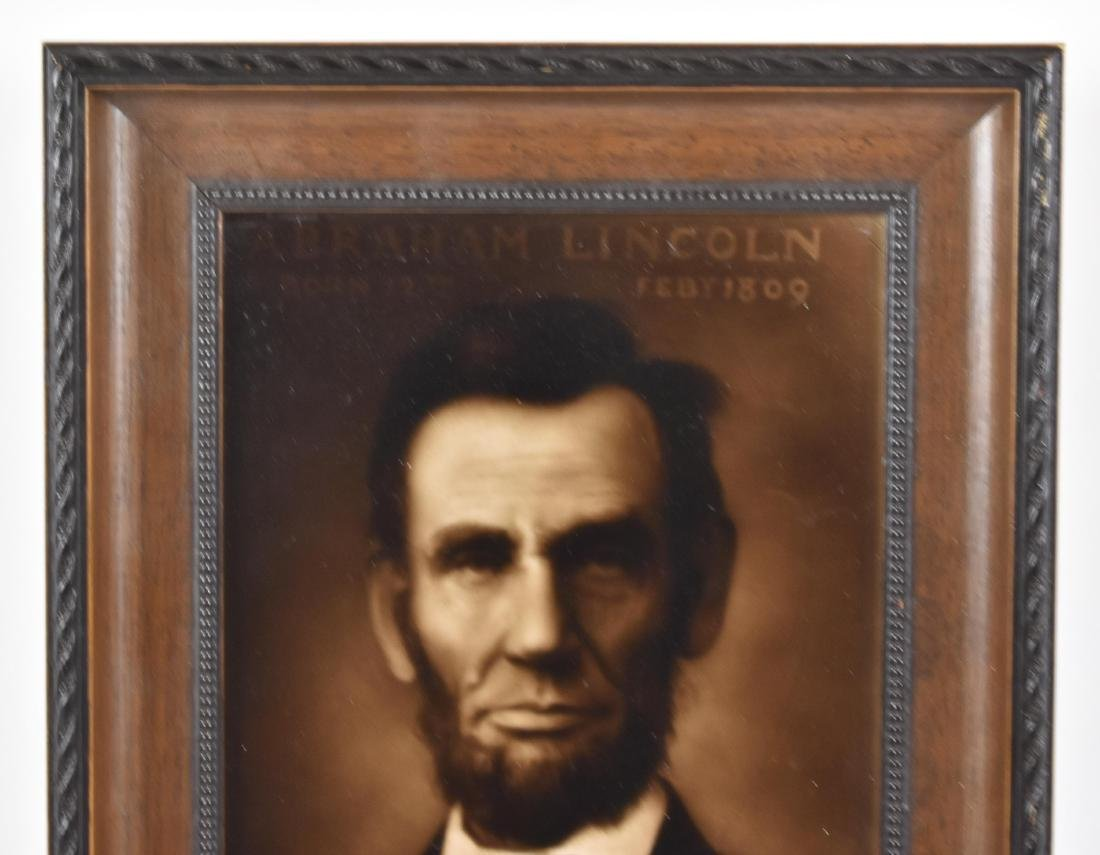 SHERWIN & COTTON EASTWORKS TILE OF ABRAHAM LINCOLN - 2