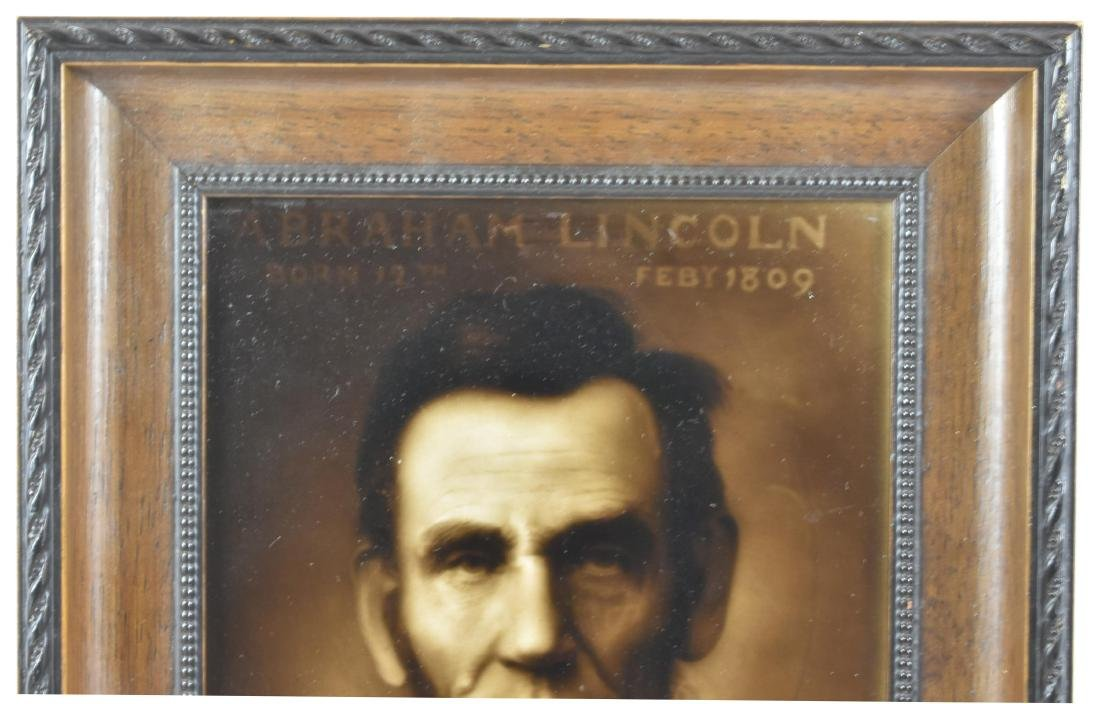 SHERWIN & COTTON EASTWORKS TILE OF ABRAHAM LINCOLN - 3