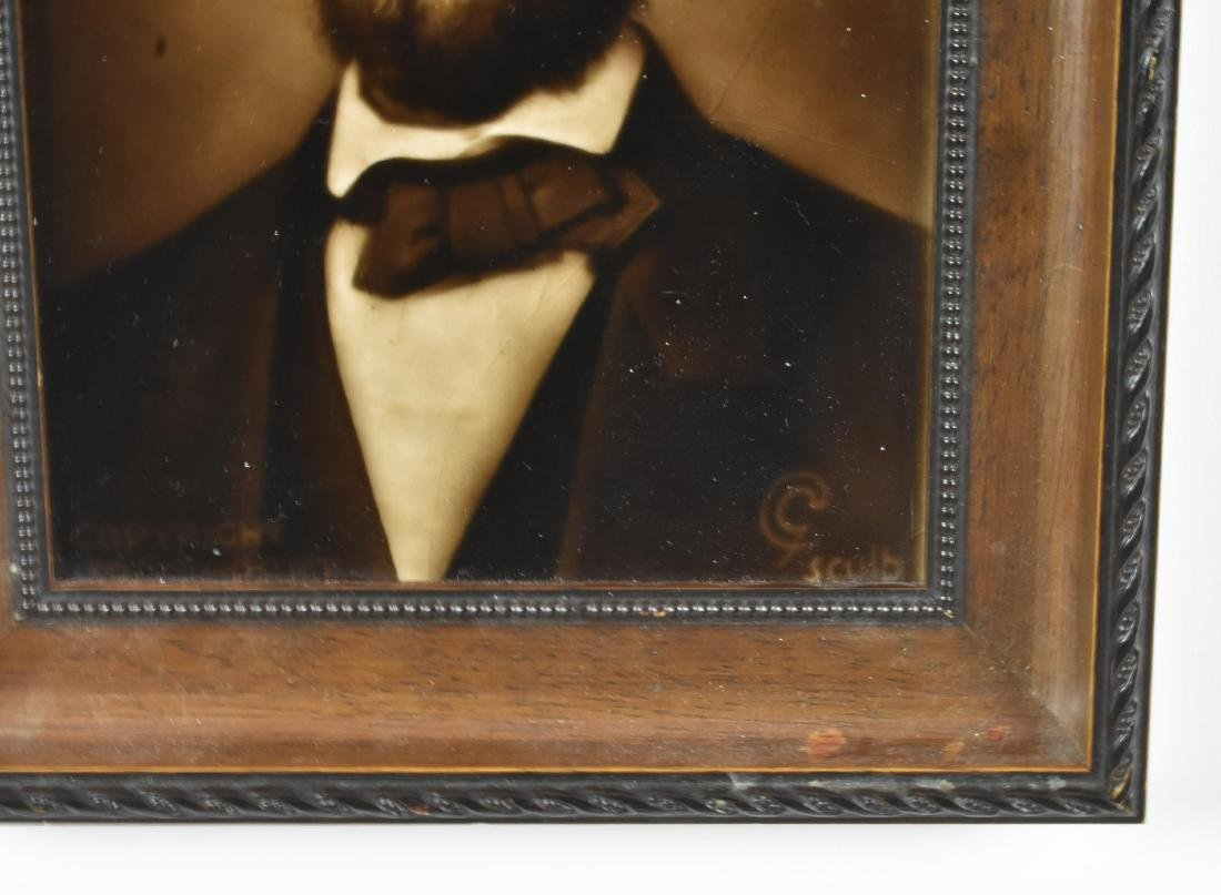 SHERWIN & COTTON EASTWORKS TILE OF ABRAHAM LINCOLN - 4