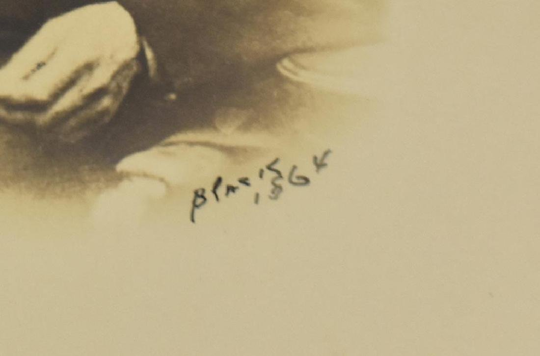 RARE PORTRAIT, LINCOLN SMILING, PHOTO, A. GARDNER 1864 - 3