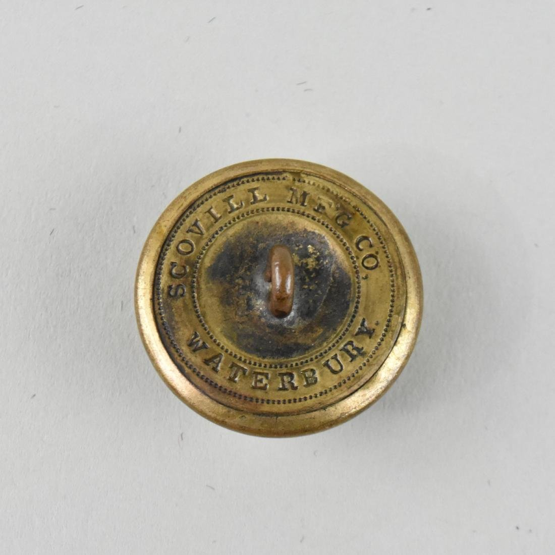 CALIFORNIA CIVIL WAR ERA EUREKA COAT BUTTON - 3