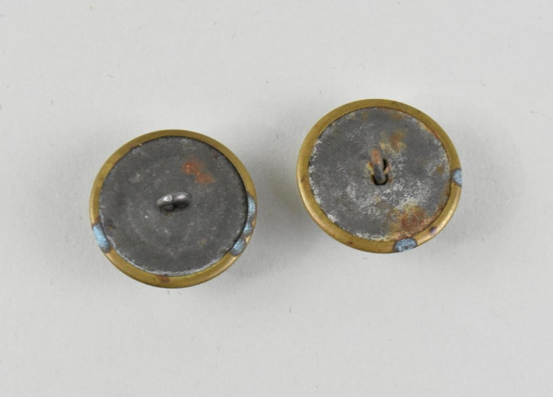 FOUR GRAND ARMY OF THE REPUBLIC UNIFORM BUTTONS - 3