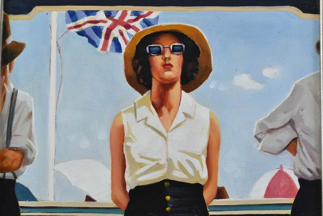 BRITISH/AMERICAN SCHOOL (20th Century) - 2