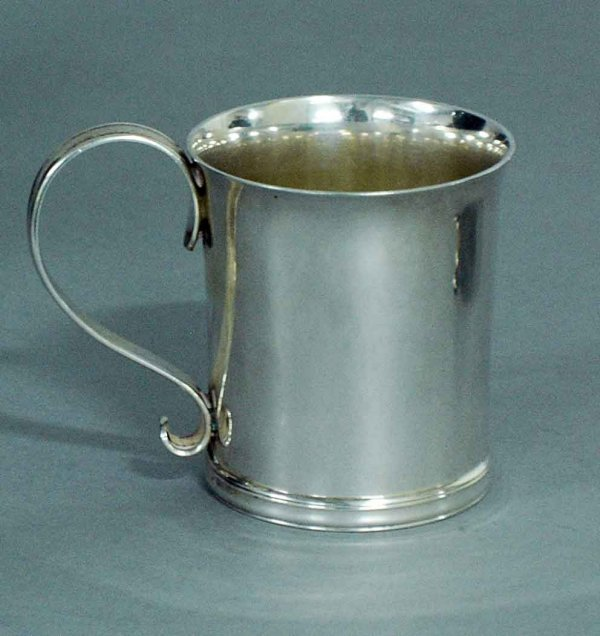 17: TIFFANY & CO. STERLING SILVER CUP