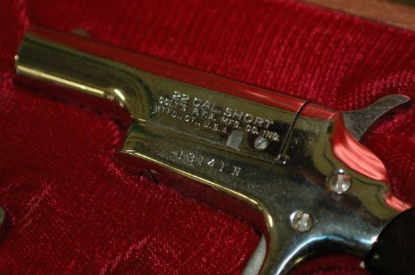 1011: PAIR OF COLT .22 CALIBER DUELING PISTOLS