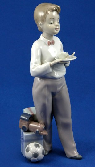 20: Lladro Guest of Honor #5877 Retired Figurine