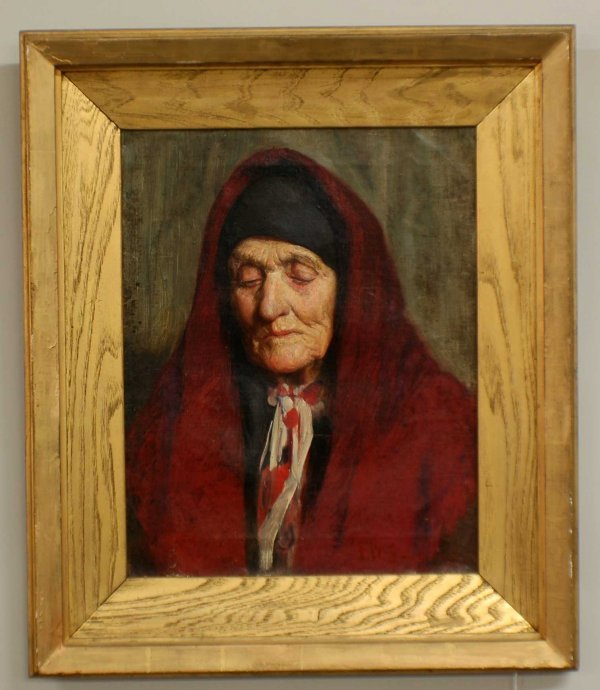 1024: FREEMAN WILLIS SIMMONS (American. 1859-1926)