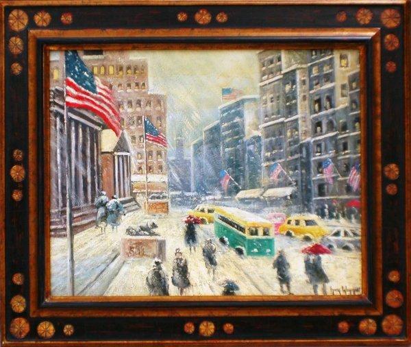 1171: GUY WIGGINS (AMERICAN. 1883-1962)