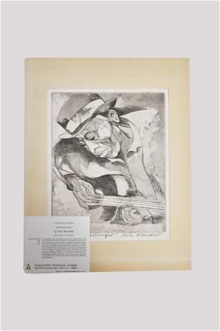 JACK BILANDER PolishAmerican 19192008 PRINT