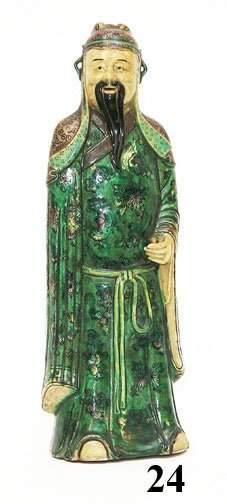 CHINESE QING DYNASTY FIGURE