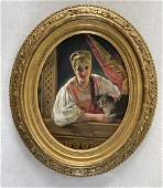 RUSSIAN SCHOOL ( Late 19th/Early 20th Century) PAINTING