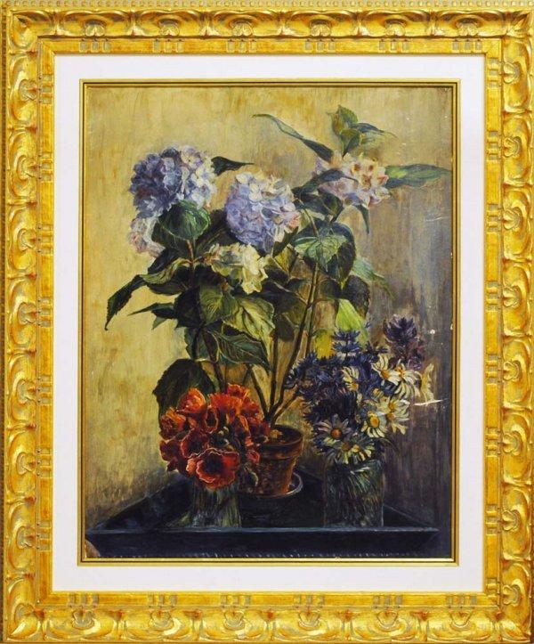 276: IBRAHIM CALLI  (Turkish. 1882-1960)