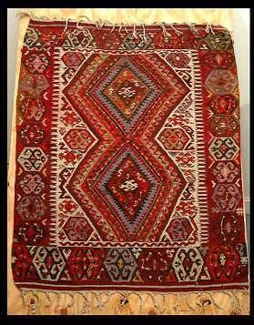 Caucasian Kilm Rug