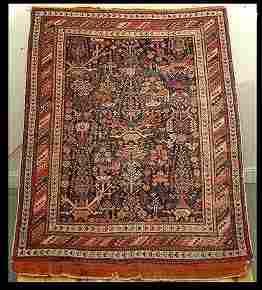 Turkish Antique Rug