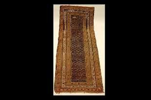 Northwestern Antique Persian Runner