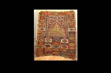 63: Anatolian Kilm Rug
