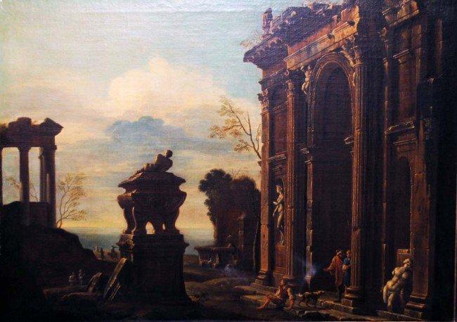 150: AFTER MARCO RICCI (Italian. 1676-1729)