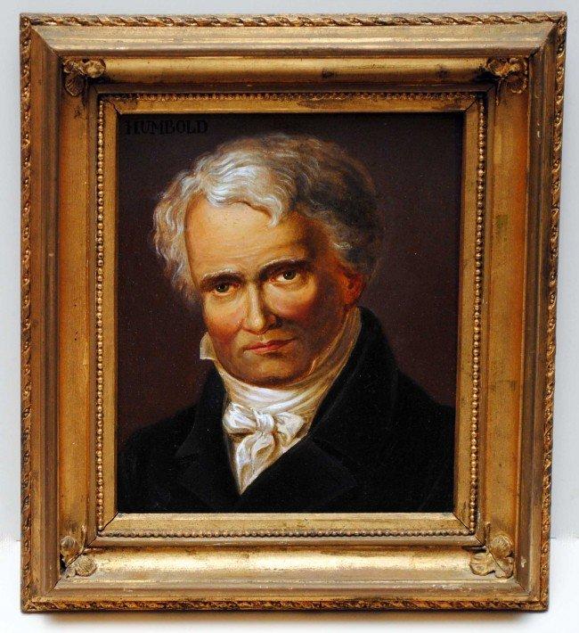 24: ALEXANDER HUMBOLD (German. 1769-1859)