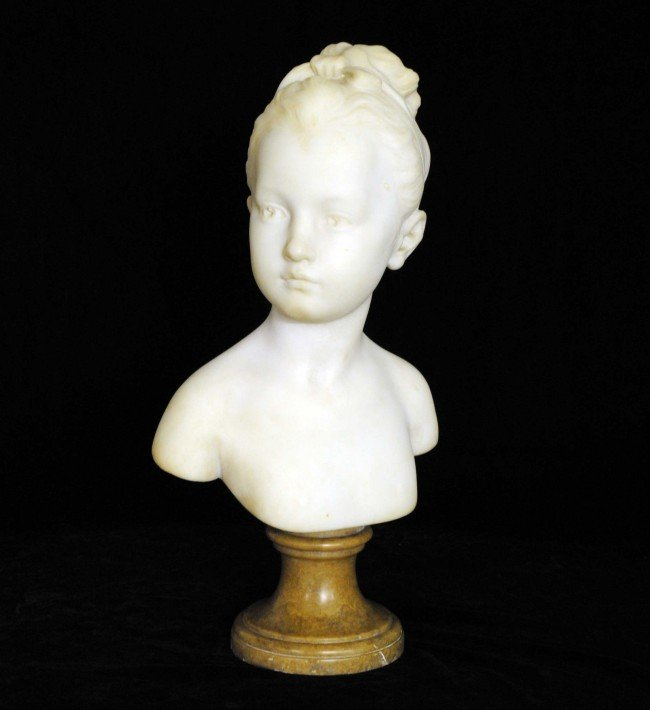 323: AFTER ANTOINE HOUDON (French. 1741-1828)