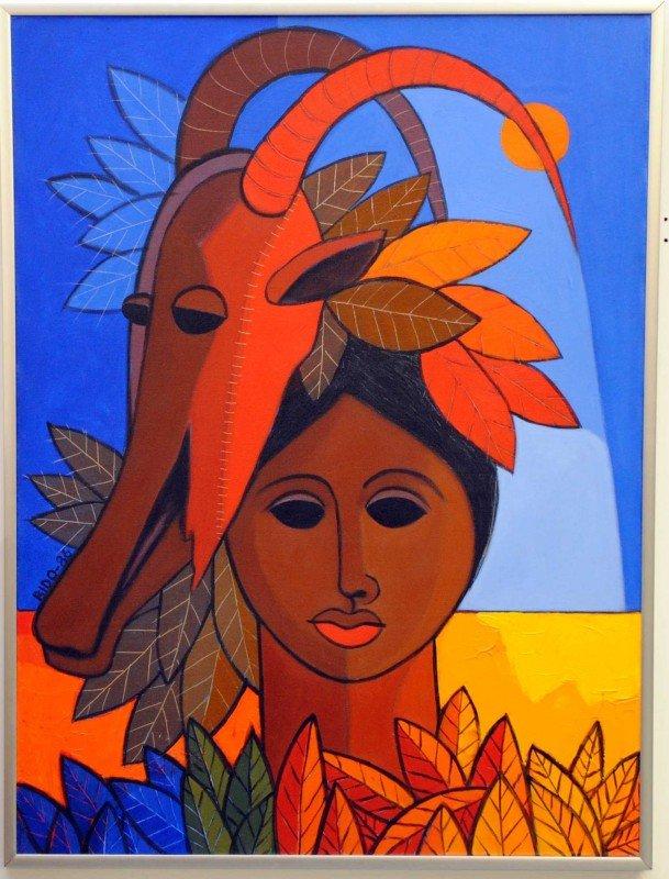 493: CANDIDO BIDO (Dominican Republic. Born 1936)