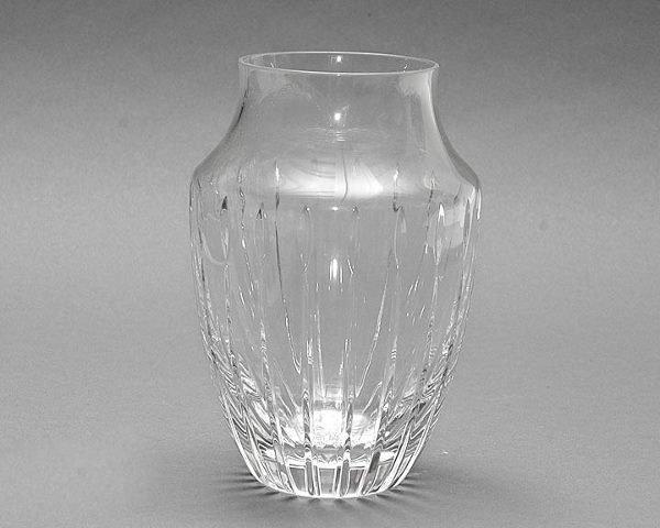 19: 20th Century Atlantic Crystal Vase
