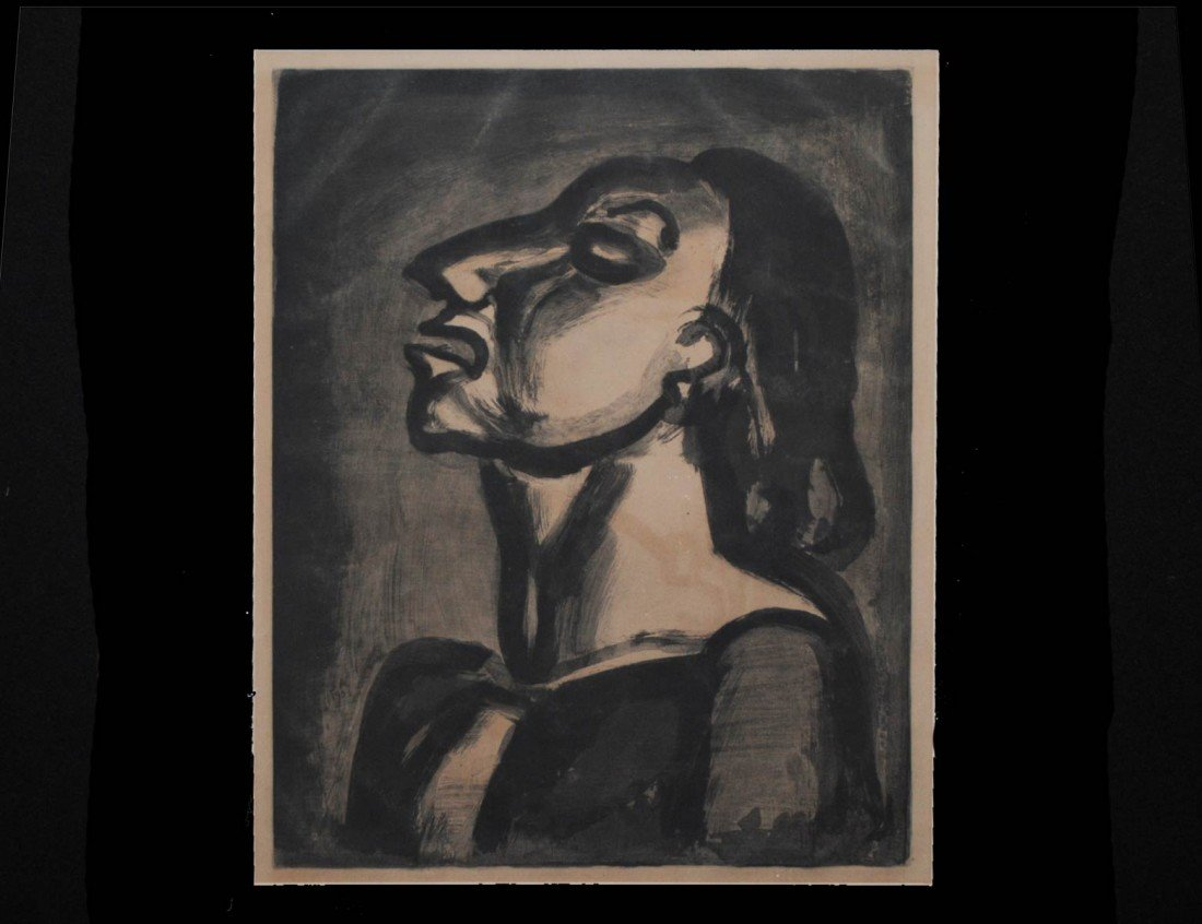 24: GEORGES ROUAULT (French. 1871-1958)
