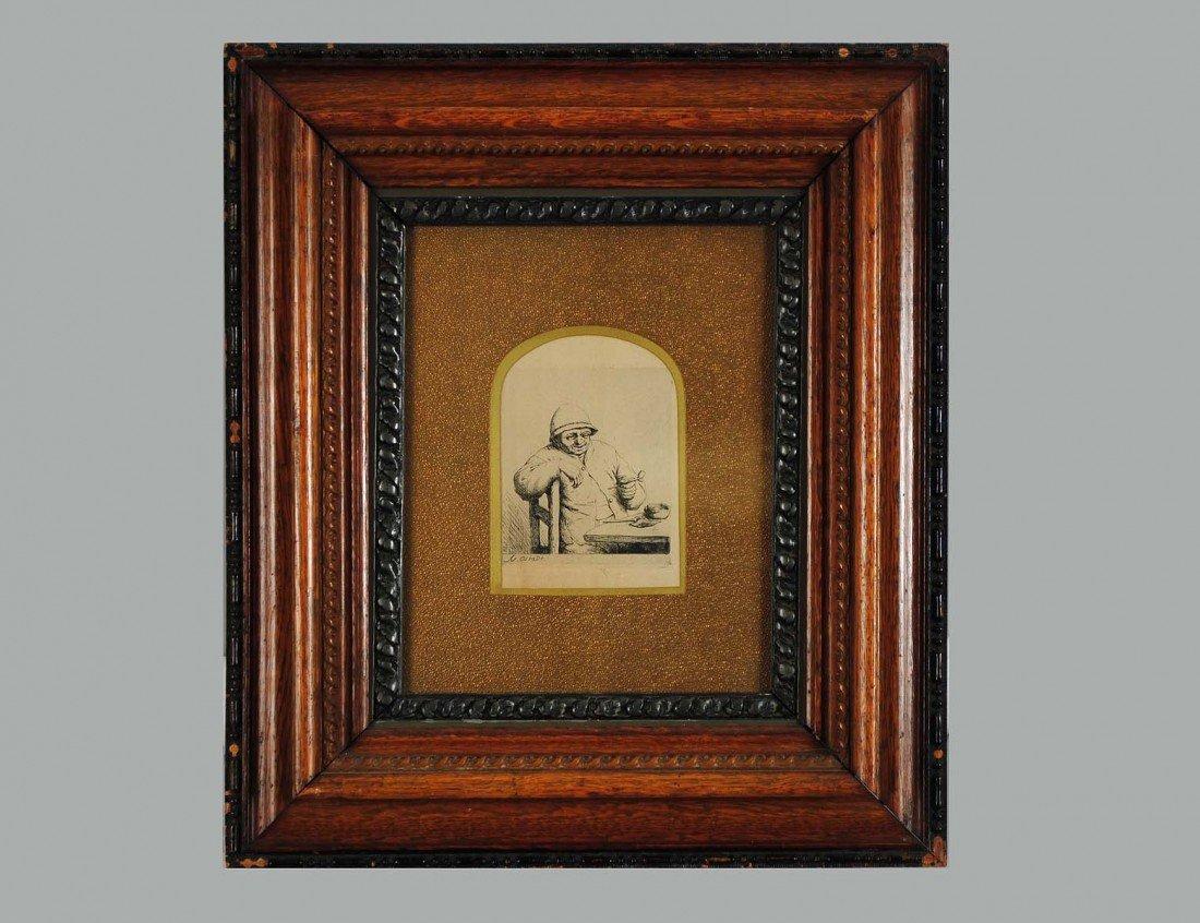 19: ADRIAEN VAN OSTADE (Dutch. 1610-1685)
